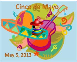 Cinco de Mayo 5-5-2013