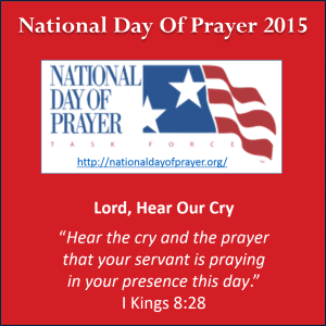 National Day of Prayer 2015 A