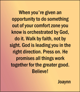 Orchestrated By God Joaynn