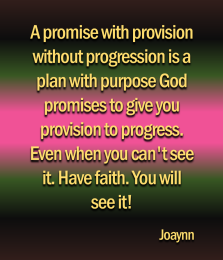 Promise With Provision Joaynn