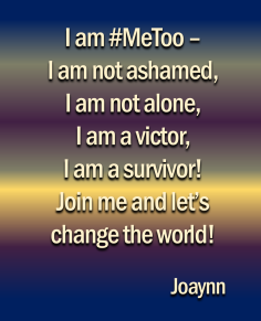 I Am Me Too- Joaynn