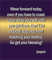 Move Forward Today Joaynn