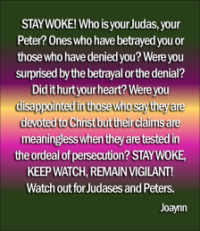 Stay Woke Joaynn