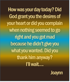Thank Him Anyway Joaynn