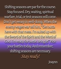 Shifting Seasons Joaynn