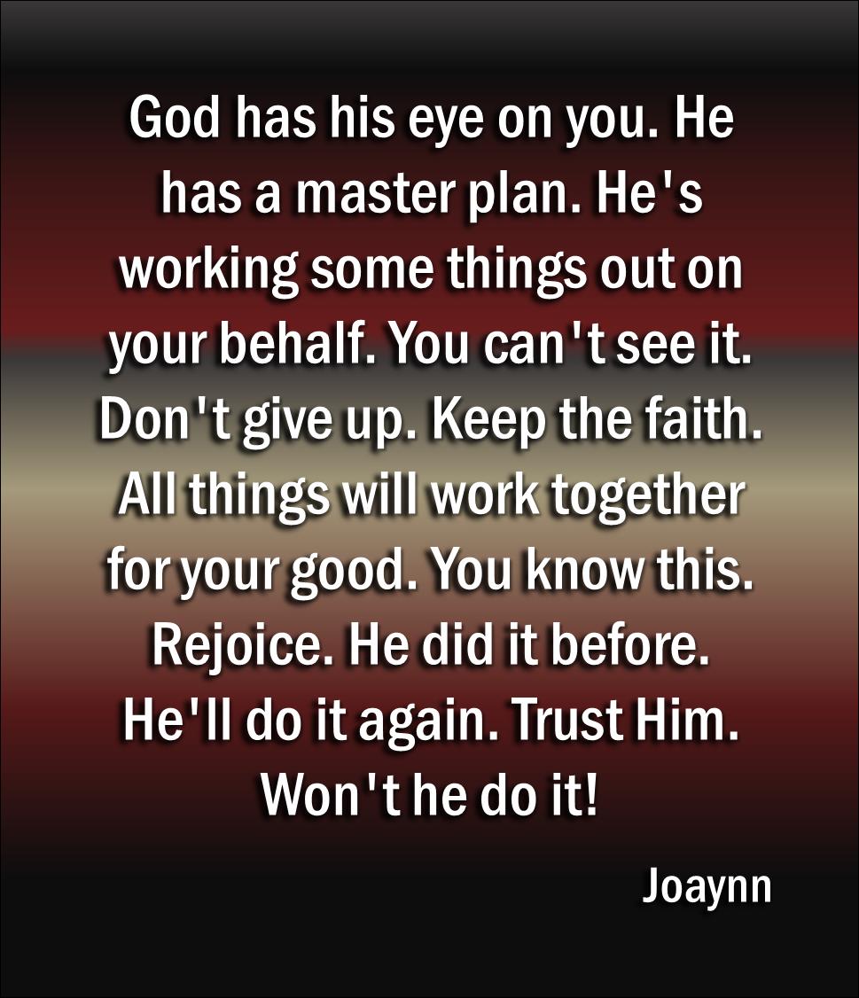 Eye On You Joaynn